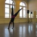Piia cartwheel