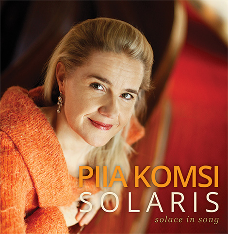 Piia Komsi: Solaris - Solace In Song